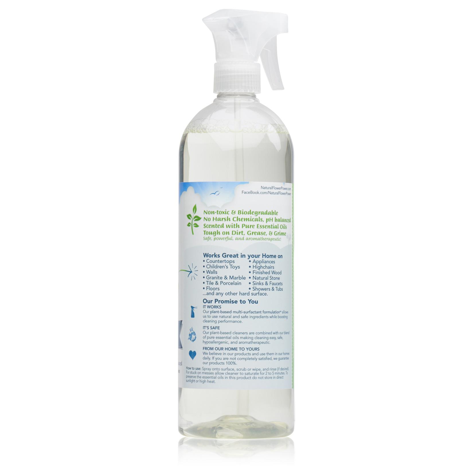 All-Purpose Cleaner Lemongrass – Back
