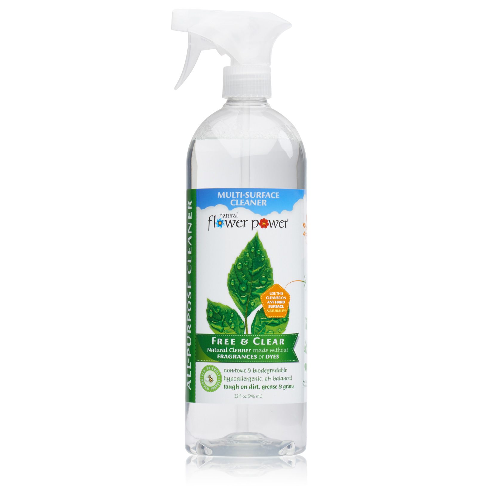All-Purpose Cleaner Free & Clear – Front