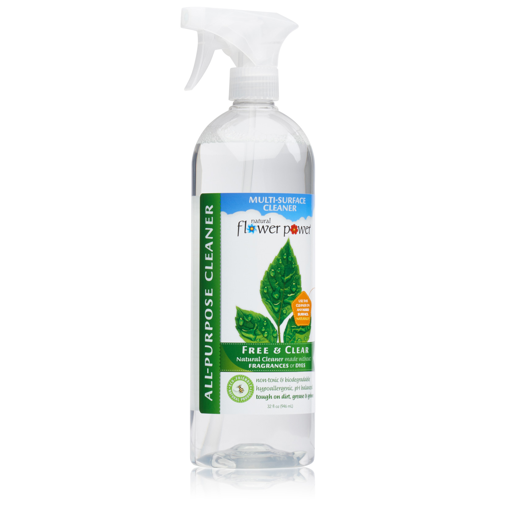 All-Purpose Cleaner Free & Clear – Profile