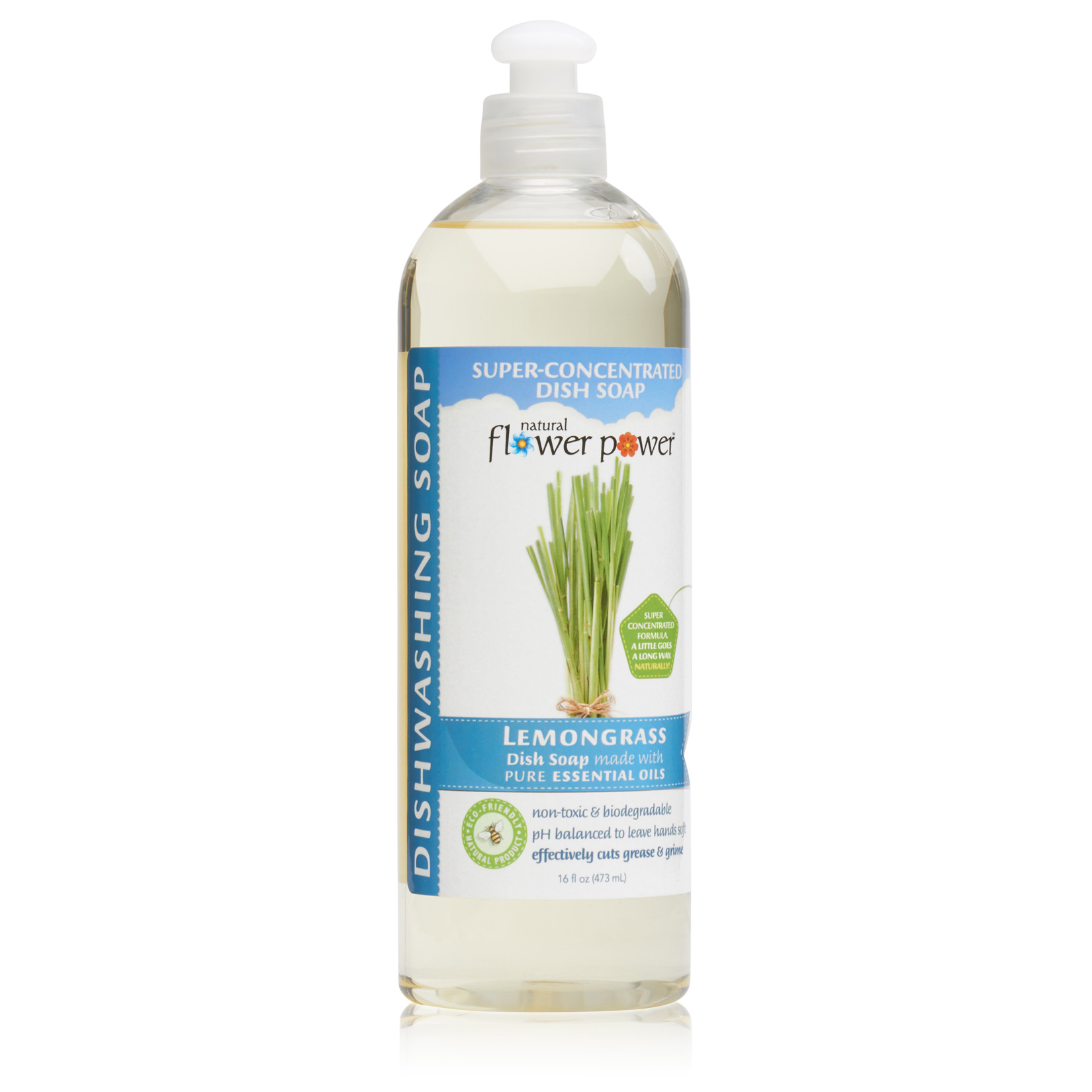 Natural Dish Soap Lemongrass – Profile